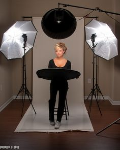 3 point lighting set up | Flickr - Photo Sharing!