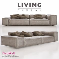 Living Divani Neowall 3D Max   3D Model