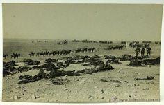 Monte Arruit Campaña del Rif 1921 Guerra Marruecos Restos de los escuadrones
