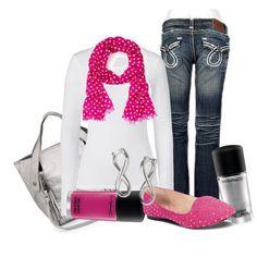 Pops Of Hot Pink :)