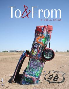 A special issue dedidcated to Route 66.