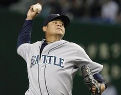 Seattle Mariners and my Felix!!!
