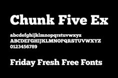 Chunk Five Ex. http://www.dafont.com/chunkfive-ex.font   http://abduzeedo.com/friday-fresh-free-fonts-halion-axe