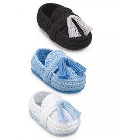 Jefferies Socks Tassel Baby Bootie