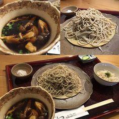 蕎麦みわ、季節限定きのこせいろ。 ・ のどごしの良いお蕎麦で美味しかったー!関東風の醤油がきいたお汁、西日本出身なのでつゆにもっと出汁を感じたかったけど。 ・ 子連れ可能か聞いたら大丈夫だって😆 ・ ・ #蕎麦みわ #蕎麦 #soba #井荻 #きのこせいろ #せいろ #food #foodporn #yummy  Yummery - best recipes. Follow Us! #foodporn