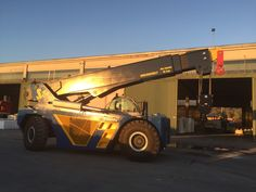 S7010 70 ton omar crane