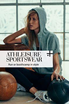 Het Deense merk Saint Tropez heeft sinds kort een active lijn! Sporten doe je het liefst in een outfit die ervoor ontworpen is. Items met comfortabele stoffen die ademen en gestroomlijnde modellen die je helpen het beste resultaat te behalen. Go! Sleek, fast and fashionable.