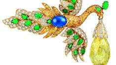 Van Cleef & Arpels' Gems Exhibition Takes Us On The Journey Of Precious Stones Van Cleef Arpels, Journey, Jewels, Christmas Ornaments, Gemstones, Holiday Decor, Jewerly, Gems, Christmas Jewelry