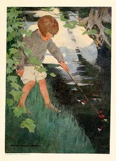 Dream blocks 1908- Jessie Willcox Smith