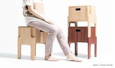 Four hacks for industrial design students - Dorm Room Hacks Ideas Built In Furniture, Space Saving Furniture, Deco Furniture, Cool Furniture, Furniture Design, Office Furniture, Furniture Ideas, Multifunctional Furniture, Modular Furniture