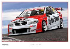 Peter Hughes uploaded this image to 'Heritage Prints'. See the album on Photobucket. Holden Muscle Cars, Aussie Muscle Cars, Australian V8 Supercars, Australian Cars, Holden Monaro, Holden Australia, Car Drawings, Hot Cars, Race Cars