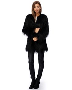 Wanderlust Coat by Unreal Fur Online | THE ICONIC | AustraliaWanderlust Coat by Unreal Fur Online | THE ICONIC | Australia