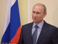 Vladimir Putin (politician-Russia) ウラジーミル・プーチン(政治家)