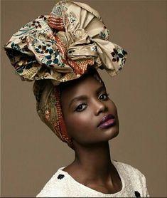 Model Geli Forlefac (Cameroon) | Fanm Djanm Headwrap ~African fashion, Ankara, kitenge, African women dresses, African prints, Braids, Nigerian wedding, Ghanaian fashion, African wedding