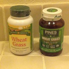 Seven wheatgrass tablets are supposed to be equal to a large spinach salad. It would probably take 40 of the plastic tablets and would cost you six times more to use those poor color tablets to get the same nutrition as those beautiful green tablets from Pines. The green color of the Pines indicates a much better product at less than half the cost. If you want to just give wheatgrass tablets a try, you won't get much out of the plastic bottles that cost less. Green #superfoods are not…
