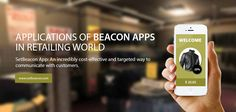 Target right audience at right place and right time with Beacon Apps. Raise customer engagement to increase the number of conversions. Beacon App, Customer Engagement, Right Time, Ways To Communicate, Conversation, Target, Apps, Number, App