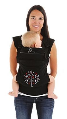a7c9b2faa0e The TREK Baby Carrier is the contemporary of the woven wrap