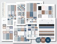 Planner Addiction – Free DIY Printables for Planner To Do Planner, Free Planner, Erin Condren Life Planner, Planner Pages, Happy Planner, Blog Planner, Planner Ideas, Planner Diy, Study Planner