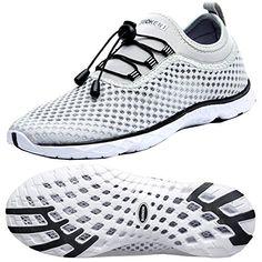 1762d907223 Zhuanglin Men s Quick Drying Aqua Water Shoes Best Mens Water Shoes
