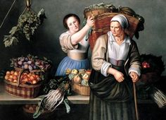 Louise Moillon A Market Stall 1630