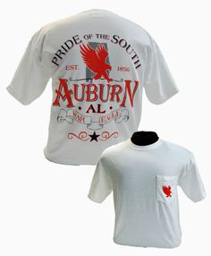 Auburn University Pride Of The South Tee (SKU WOMEN'S TECC34152   11823537)