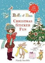 Mandy Sutcliffe: Christmas Sticker Fun
