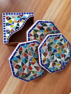 Mosaico- aproveitando resto de pastilhas