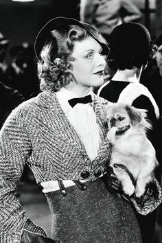 """Ginger Rogers as Ann """"Anytime Annie"""" Lowell in 42nd Street (1933)."""