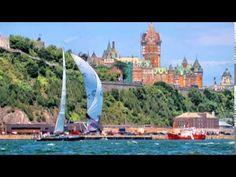 Excursions Maritimes Québec Promo 2014 version courte Chute Montmorency, Chateau Frontenac, St Malo, Le Petit Champlain, Saint Laurent, Excursion, Statue Of Liberty, Travel, Quebec Winter Carnival