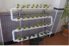 En Huerto Urbano Grow hemos creado el sistema hidropónico NFT HUG V para que iniciarte en el mundo de la hidroponía y cultivar tus propios alimentos en casa te resulte lo más sencillo posible.
