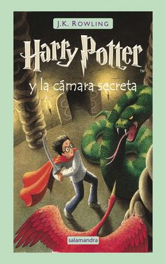Harry Potter and the Chamber of Secrets (Spanish cover)