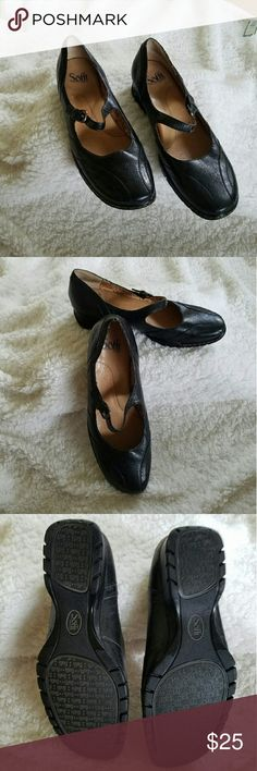 Mary Jane's by Soft Excellent condition! Minimal wear Sofft Shoes
