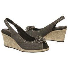 Ros Hommerson Elana Sandals (Black (Dark Grey)) - Women's Sandals - 9.5 W