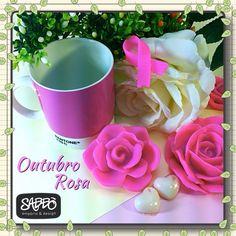 #outubrorosa #pinkoctober Outubro Rosa.
