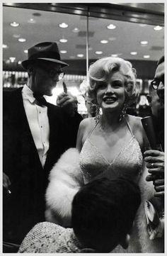 vintag, icon, marilyn monroe, dates, hollywood