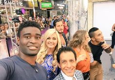 Dancing With the Stars season 21 cast announcements on Good Morning America - fall 2015