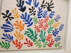 Henri Matisse: The Cut-Outs. 17 April – 7 September 2014 This April make a date to see the Henri Matisse at Tate Modern. Matisse is a giant of modern art and this landmark . Henri Matisse, Matisse Kunst, Matisse Art, Matisse Tattoo, Matisse Drawing, Matisse Prints, Matisse Pinturas, Matisse Cutouts, Illustrator