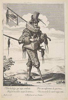 The Ratcatcher (c.1650)