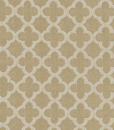 Shop Upholstery Fabric-Waverly Framework/Ironstone & Upholstery Fabric at Joann.com