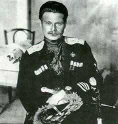 A.G. Shkuro. White Army