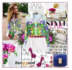 """""""Banggood Polyvore Contest: 2 Weeks up to $110 Coupon"""" by pelin ❤ liked on Polyvore featuring Victoria Beckham, Love Quotes Scarves, GUESS, Retrò, Madewell, Yves Saint Laurent, David Yurman and BangGood"""