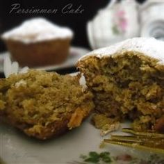 Persimmon Brunch Cake Recipe