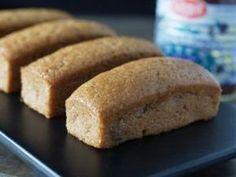 Recette de moelleux à la crème de marrons. Sans gluten, ultra moelleux et rapides à réaliser. Simplissime et délicieux.   nathaliebakes.com