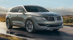 2016 Lincoln MKX images and details hit the web