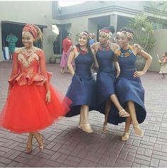 The Latest Swazi Traditional Attire In South African