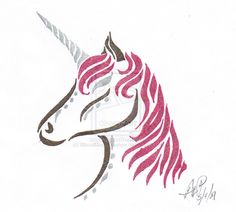 unicorn_tattoo_design_by_bloodmoonequinox-d352cnw.jpg 900×810 pixels