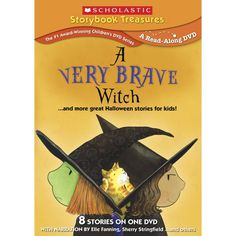 A Very Brave Witch (NR) Based on the beloved children's book, A Very Brave Witch ($11) challenges the common perception that witches have to be scary. Along with eight other stories, this whimsical movie is a perfect Halloween treat for little ones who aren't at risk for getting scared easily.