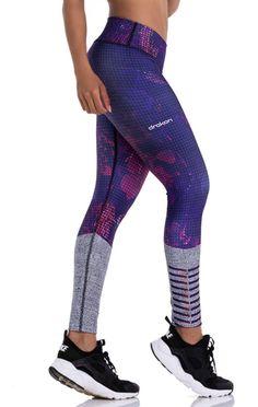1e623d17432485 Drakon -Ornam Leggings Women's Athletic Leggings, Athletic Clothes, Athletic  Outfits, Women's Leggings