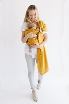 When I was expecting my little girl, I didn't know anything about baby wearing. Then a close friend of mine had her baby and would wear her little one in a sling all the time. I thought it was the …