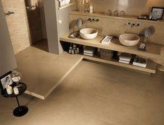 Bathroom  Kronos Terramara Crema Stone